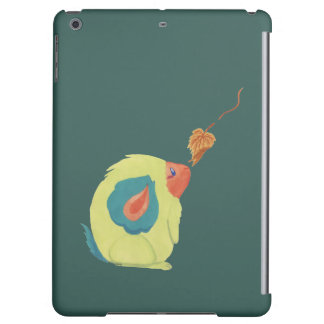 Watercolour Autumn Monster Cover For iPad Air