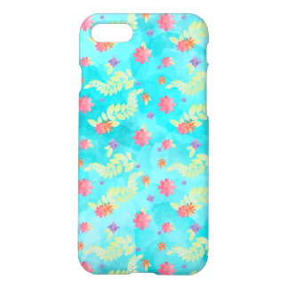 Watercolour Floral iPhone 7 Case (Matte)