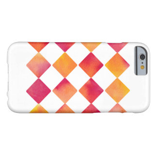 Watercolour Ink of square Barely There iPhone 6 Case