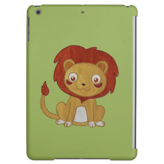Watercolour Lion Cover For iPad Air