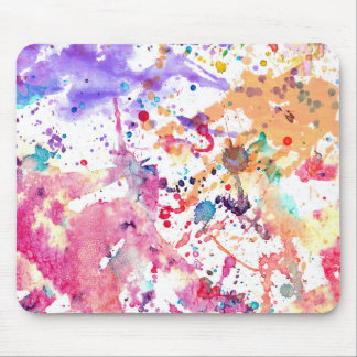 Watercolour Mouse Pad