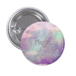 Watercolour planets 'Magic' small button