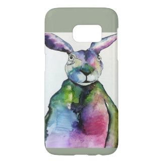 Watercolour Rabbit Samsung Galaxy S7 Case