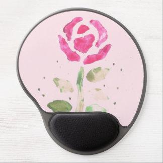 Watercolour Rose (Kimberly Turnbull Art) Gel Mouse Pad