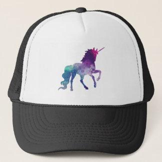 Watercolour Unicorn Trucker Hat