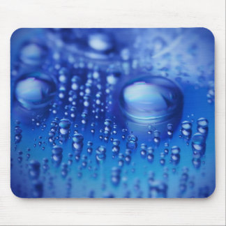 Waterdrops Mouse Pad