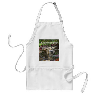Watered Garden Apron