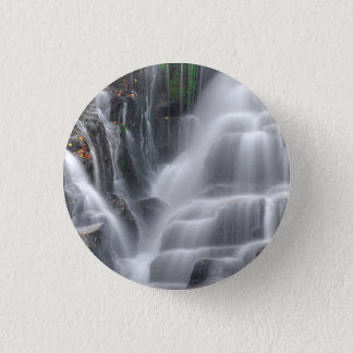 Waterfall 1 Inch Round Button