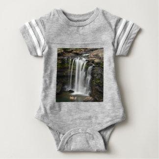 Waterfall 2 baby bodysuit