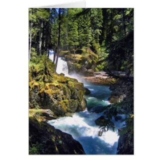 Waterfall 2 Card