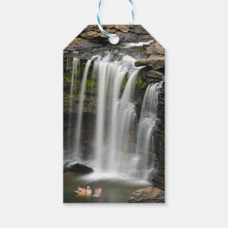Waterfall 2 gift tags