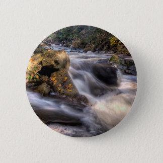 Waterfall 2 Inch Round Button