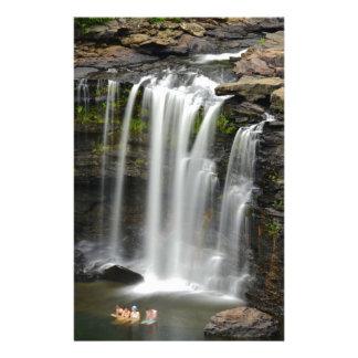 Waterfall 2 stationery