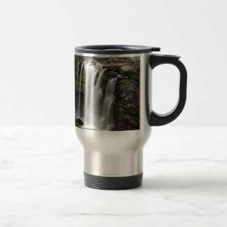 Waterfall 2 travel mug