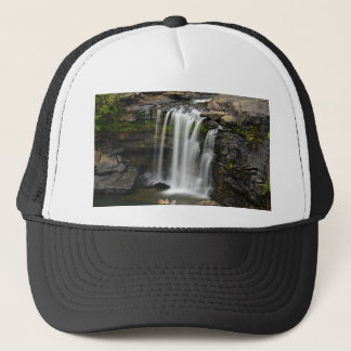Waterfall 2 trucker hat