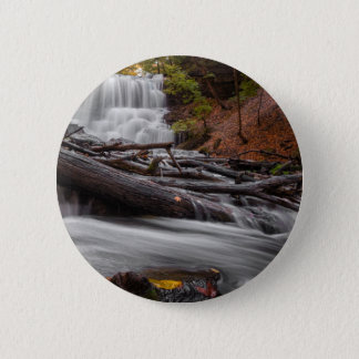 Waterfall 3 2 inch round button