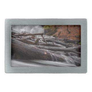 Waterfall 3 belt buckle