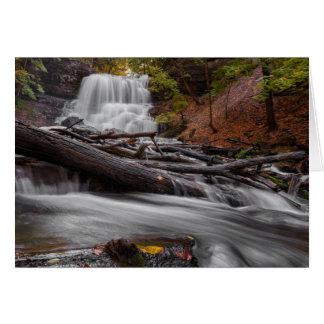 Waterfall 3 card