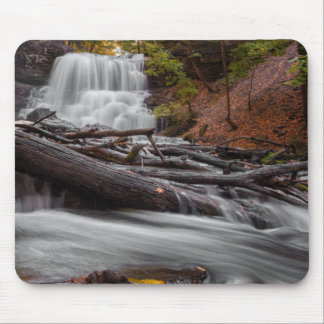 Waterfall 3 mouse pad