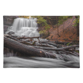 Waterfall 3 placemat