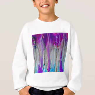 Waterfall Abstract Sweatshirt