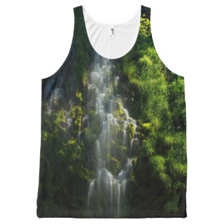 WATERFALL All-Over-Print TANK TOP
