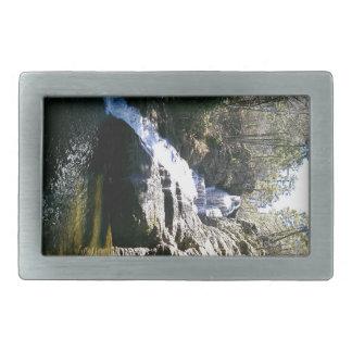 Waterfall Belt Buckles