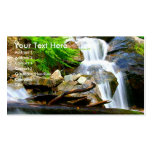 Waterfall Business Card Templates