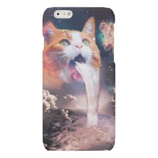 waterfall cat - cat fountain - space cat