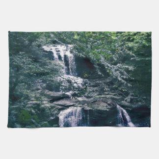 Waterfall Fantasy Towels