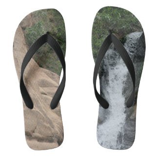 Waterfall Flip Flops