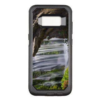 Waterfall Focused OtterBox Commuter Samsung Galaxy S8 Case