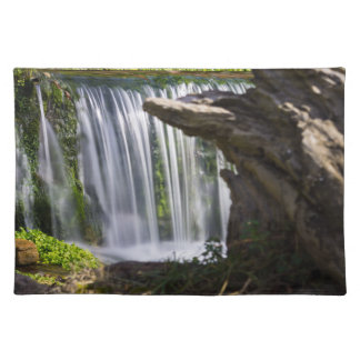 Waterfall Focused Placemat