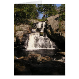 Waterfall I Card