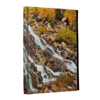 Waterfall In Grand Teton National Park iPad Folio Cases