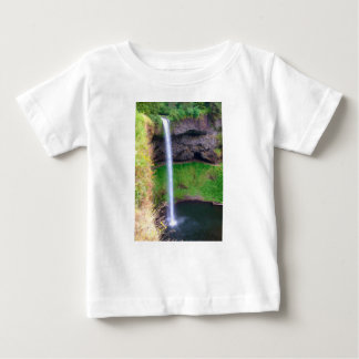 Waterfall in Oregon Baby T-Shirt