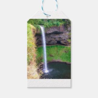 Waterfall in Oregon Gift Tags