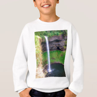 Waterfall in Oregon Sweatshirt