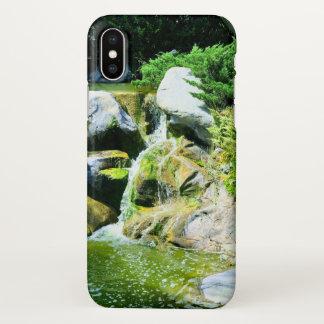 Waterfall iPhone X Case