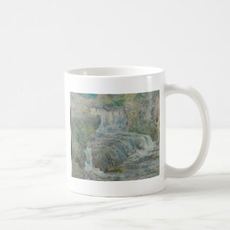 Waterfall - John Henry Twachtman Coffee Mug