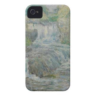 Waterfall - John Henry Twachtman iPhone 4 Case-Mate Cases