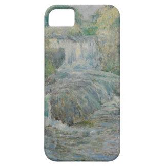 Waterfall - John Henry Twachtman iPhone 5 Covers