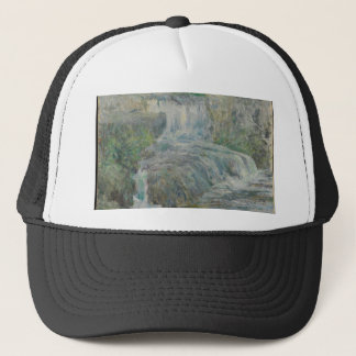 Waterfall - John Henry Twachtman Trucker Hat