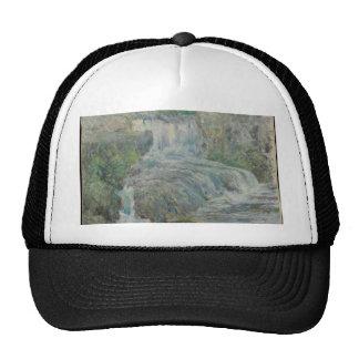 Waterfall - John Henry Twachtman Trucker Hat