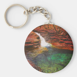 Waterfall Keychain