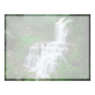Waterfall Letterhead