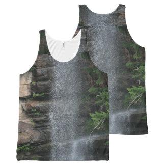 Waterfall Mist All-Over-Print Tank Top