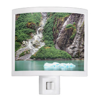 Waterfall Night Light