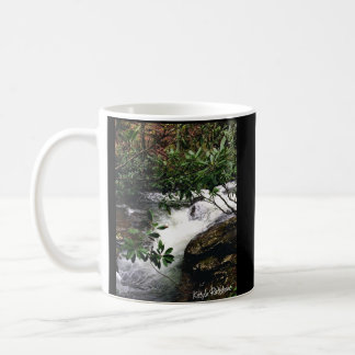 Waterfall of Little Snowbird Coffee Mug