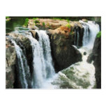 Waterfall Paterson NJ Post Cards